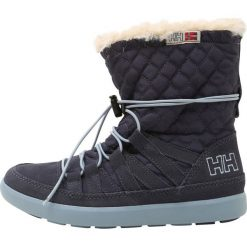 Buty zimowe damskie: Helly Hansen HARRIET Śniegowce graphite blue