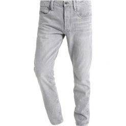 GStar 3301 TAPERED Jeansy Zwężane racha grey denim. Szare jeansy męskie G-Star. W wyprzedaży za 375,20 zł.