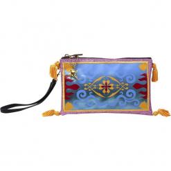 Aladyn Fliegender Teppich Torebka - Handbag wielokolorowy. Szare torebki klasyczne damskie Aladyn, z aplikacjami, z aplikacjami. Za 79,90 zł.
