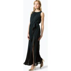 Apart - Damska sukienka wieczorowa, zielony. Zielone sukienki balowe Apart, z szyfonu, z długim rękawem. Za 599,95 zł.