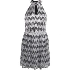 Sukienki hiszpanki: Miss Selfridge Petite Sukienka letnia metallic