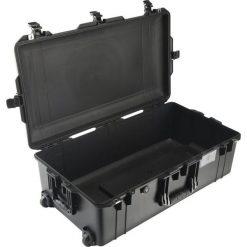 Skrzynia na sprzęt 1615 czarna (016150-0010-110E). Czarne walizki marki Peli Air. Za 1979,00 zł.