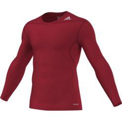 Adidas Koszulka TF Base LS czerwony r. XL (D82061). Czerwone t-shirty męskie Adidas, m. Za 104,75 zł.