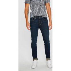 Selected - Jeansy Indigo. Niebieskie jeansy męskie skinny Selected, z bawełny. Za 339,90 zł.
