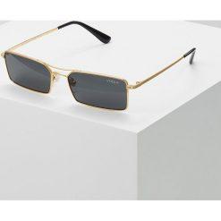 VOGUE Eyewear Okulary przeciwsłoneczne goldcoloured. Żółte okulary przeciwsłoneczne damskie lenonki VOGUE Eyewear. Za 579,00 zł.
