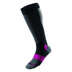 Mizuno Skarpetki Narciarskie Breath Thermo Sock Heavy Ski W Black/Raspberry Xl. Czerwone skarpetki damskie marki Devold, z materiału. W wyprzedaży za 69,00 zł.