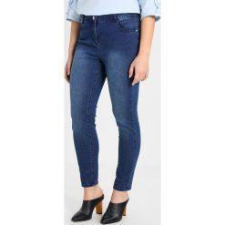 Boyfriendy damskie: Evans PINSPOT  Jeans Skinny Fit denim