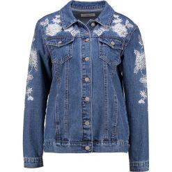 Bomberki damskie: Glamorous Kurtka jeansowa mid blue wash
