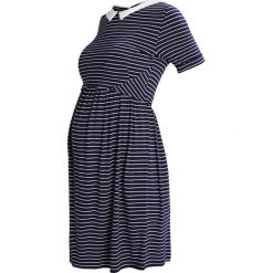 Sukienki hiszpanki: Envie de Fraise CAROLANE Sukienka z dżerseju navy blue/off white