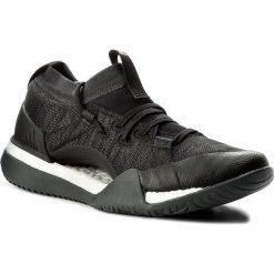 Buty adidas - PureBoost X Trainer 3.0 CG3528 Cblack/Cblack/carbon. Czarne buty do fitnessu damskie Adidas, z materiału. W wyprzedaży za 429,00 zł.