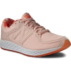 Buty NEW BALANCE - WLZANTDB Pomarańczowy. Czerwone buty do biegania damskie marki New Balance, z gumy. W wyprzedaży za 299,00 zł.