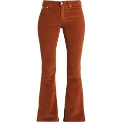 LOIS Jeans RAVAL SPLIT AGED Spodnie materiałowe burnt clay. Czerwone jeansy damskie marki LOIS Jeans. Za 549,00 zł.