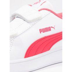 Puma SMASH V2 L V PS Tenisówki i Trampki white/paradise pink. Czarne trampki dziewczęce marki Puma. Za 149,00 zł.