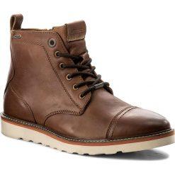 Botki męskie: Kozaki PEPE JEANS - Barley Boot Tumble PMS50150 Tan 869