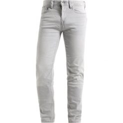 Spodnie męskie: Springfield Jeansy Slim Fit 40_greys