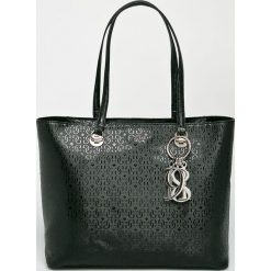 98ce963e51471 Szara shopper bag - myBaze.com