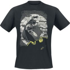 T-shirty męskie z nadrukiem: Batman Spotlight T-Shirt czarny