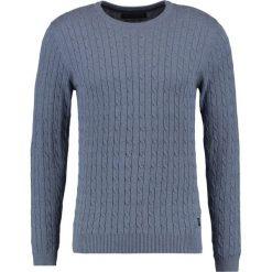 Swetry męskie: Jack & Jones JPRSAM KNIT CREW NECK Sweter vintage indigo