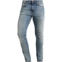Nudie Jeans LEAN DEAN Jeansy Slim Fit used cross. Niebieskie jeansy męskie relaxed fit Nudie Jeans. Za 579,00 zł.