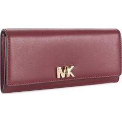 Duży Portfel Damski MICHAEL MICHAEL KORS - Mott 32T7GOXE3L  Mulberry. Żółte portfele damskie marki MICHAEL Michael Kors, ze skóry. W wyprzedaży za 429,00 zł.