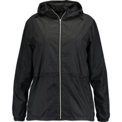 Raiski BREEZY Kurtka Outdoor black. Czarne kurtki damskie turystyczne Raiski, z materiału. W wyprzedaży za 230,45 zł.