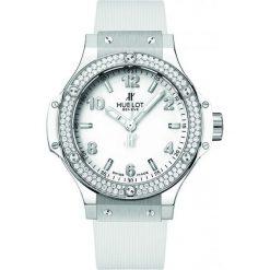 ZEGAREK HUBLOT BIG BANG 38 MM 361.SE.2010.RW.1104. Białe zegarki damskie HUBLOT, szklane. Za 45200,00 zł.