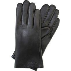 Rękawiczki damskie 39-6L-201-1. Czarne rękawiczki damskie marki Wittchen, z polaru. Za 99,00 zł.