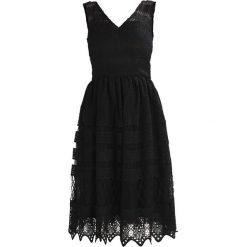 Sukienki hiszpanki: Chi Chi London Tall TONI Sukienka koktajlowa black