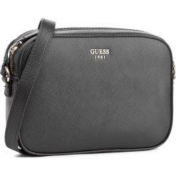 Torebka GUESS - Kamryn HWVG66 91120 BLA. Czarne torebki klasyczne damskie marki Guess. W wyprzedaży za 249,00 zł.