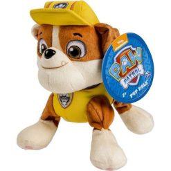 Przytulanki i maskotki: Psi Patrol Maskotka 14,5 cm Rubble (6022630/69126)