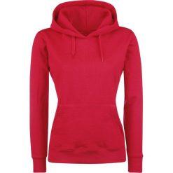 Fruit Of The Loom Lady-Fit Bluza z kapturem damska czerwony. Czerwone bluzy z kapturem damskie marki Fruit Of The Loom, xl. Za 79,90 zł.