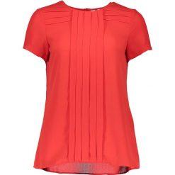 Topy sportowe damskie: Bluzka – Comfort fit – w kolorze czerwonym