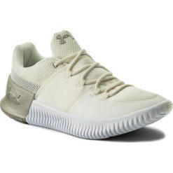 Buty UNDER ARMOUR - Ua W Ultimate Speed 3019908-100 Wht. Szare buty do fitnessu damskie marki KALENJI, z gumy. W wyprzedaży za 269,00 zł.