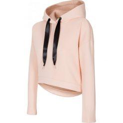 Odzież damska: Bluza damska BLD257 - jasny róż melanż