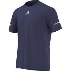 Adidas Koszulka męska SQ CC Run SS Tee granatowa r. S (AA5767). Szare koszulki sportowe męskie Adidas, m. Za 69,00 zł.