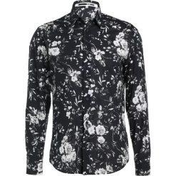 Koszule męskie na spinki: McQ Alexander McQueen SHIELDS Koszula grey scale