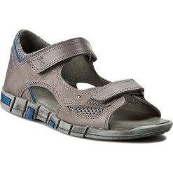 Sandały męskie skórzane: Sandały KORNECKI – 03988 W/Popie/S