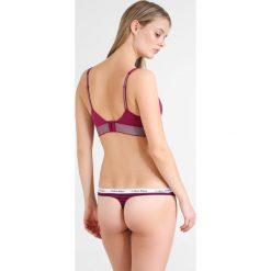 Majtki damskie: Calvin Klein Underwear THONG 3 PACK  Stringi grey/berry/multicoloured