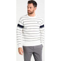 Swetry męskie: Lacoste Sweter farine/marine