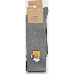 Medicine - Skarpety Basic (2-pack). Szare skarpetki męskie marki MEDICINE, z bawełny. Za 29,90 zł.