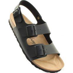 """Sandały męskie: Sandały """"Vetiver"""" w kolorze czarnym"""