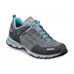 Buty trekkingowe damskie: MEINDL Buty damskie Meindl Ontario Lady GTX szaro- niebieskie r. 37,5