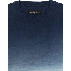 Sweter PIETRO SWWS000102. Niebieskie swetry klasyczne męskie marki Giacomo Conti, m, z tkaniny, klasyczne. Za 229,00 zł.