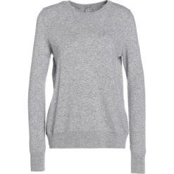 Swetry klasyczne damskie: FTC Cashmere SCHLEIFEN Sweter opal grey