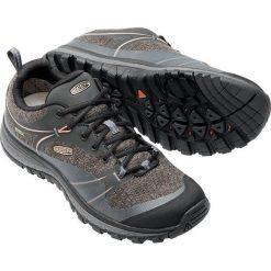 Buty trekkingowe damskie: Keen Buty trekkingowe damskie TERRADORA WP kolor czarno-różowy r. 40 (TERRADWP-WN-RVRD)