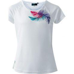 T-shirty chłopięce: IQ Koszulka dziecięca MIHO II JRG-WHITE r. 158