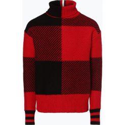 Tommy Hilfiger - Sweter męski – Buffalo, czerwony. Czarne swetry klasyczne męskie marki TOMMY HILFIGER, l, z dzianiny. Za 649,95 zł.