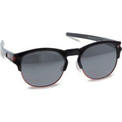 Okulary przeciwsłoneczne OAKLEY - Latch Key OO9394-0552 Polished Black/Prizm Black Iridium. Czarne okulary przeciwsłoneczne damskie aviatory Oakley. W wyprzedaży za 549,00 zł.