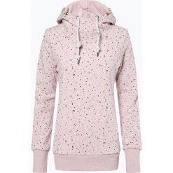 Ragwear - Damska bluza nierozpinana – Gripy, różowy. Czerwone bluzy damskie marki Ragwear, m, z aplikacjami. Za 349,95 zł.