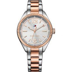 Tommy Hilfiger - Zegarek 1781148. Czerwone zegarki damskie TOMMY HILFIGER, srebrne. W wyprzedaży za 539,90 zł.